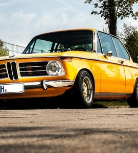 What Is A BMW 2002 tii?