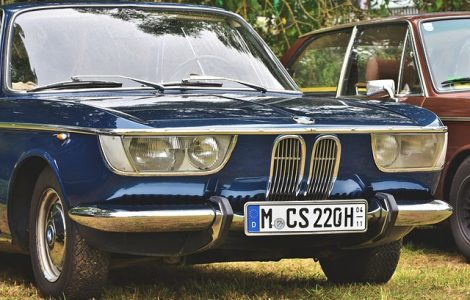 Top 10 BMW Classic Cars